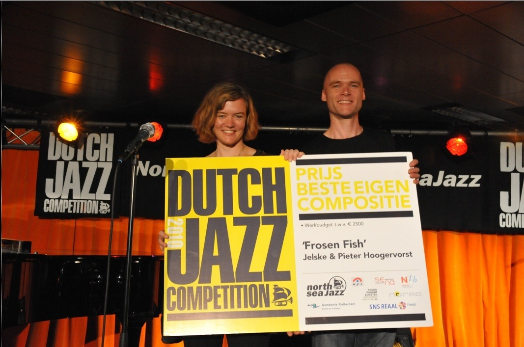 compositieprijs Dutch Jazz Competition 2010